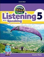 Oxford Skills World: Listening with Speaking 5 Student's Book with Workbook