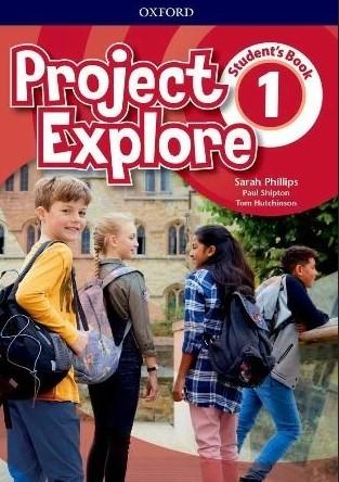 """Купить книгу """"Project Explore 1 Student's Book"""""""