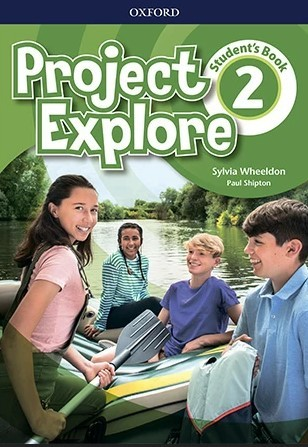 """Купить книгу """"Project Explore 2 Student's Book"""""""