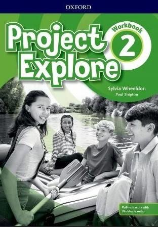 """Купить книгу """"Project Explore 2 Workbook with Online Practice"""""""
