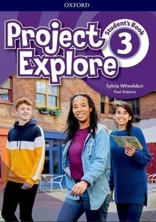 """Купить книгу """"Project Explore 3 Student's Book"""""""