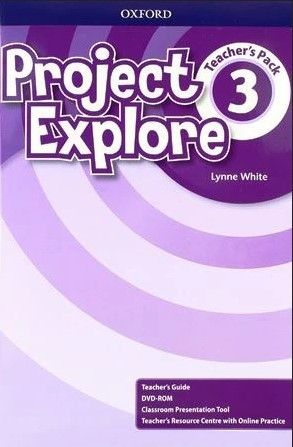 "Купить книгу ""Project Explore 3 Teacher's Pack"""