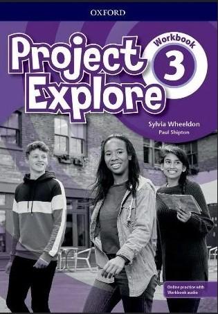 """Купить книгу """"Project Explore 3 Workbook with Online Practice"""""""
