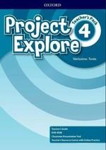 """Купить книгу """"Project Explore 4 Teacher's Pack"""""""
