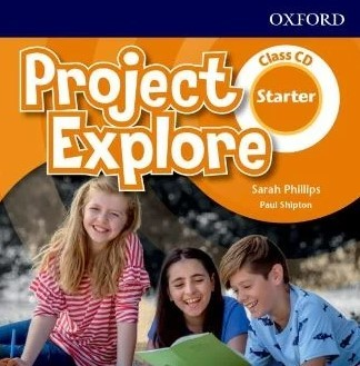 "Купить книгу ""Project Explore Starter Class CD"""