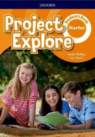 "Купить книгу ""Project Explore Starter Student's Book"""