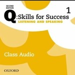 Q: Skills for Success Second Edition. Listening and Speaking 1 Class Audio - купить и читать книгу