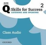 "Купить книгу ""Q: Skills for Success Second Edition. Listening and Speaking 2 Class Audio"""