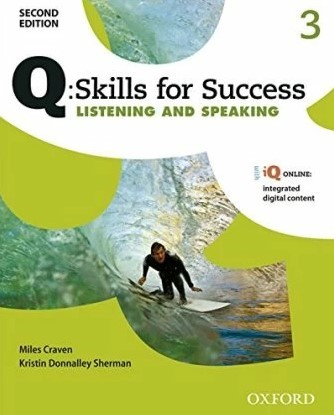 "Купить книгу ""Q: Skills for Success Second Edition. Listening and Speaking 3 Student's Book with iQ Online"""