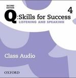 Q: Skills for Success Second Edition. Listening and Speaking 4 Class Audio - купить и читать книгу