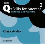 Q: Skills for Success Second Edition. Reading and Writing 2 Class Audio - купить и читать книгу