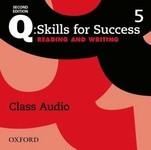 Q: Skills for Success Second Edition. Reading and Writing 5 Class Audio - купить и читать книгу