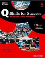 "Купить книгу ""Q: Skills for Success Second Edition. Reading and Writing 5 Student's Book with iQ Online"""