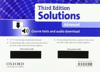 Solutions: Advanced: Course Tests Pack