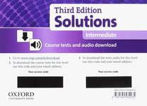 Solutions 3e Intermediate Course Tests Pack