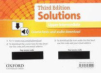 Solutions 3e Upper-intermediate Course Tests Pack