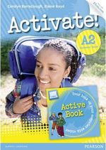 Activate! A2 Students' Book with Access Code and Active Book Pack - купити і читати книгу