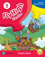 Fly High Ukraine 2. Pupils' Book with Audio CDs - купить и читать книгу