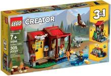Конструктор LEGO Хижина в глуши (31098)