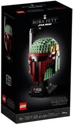 Конструктор LEGO Star Wars Шлем Бобы Фетта (75277)