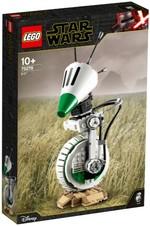 Конструктор LEGO Дроид D-O (75278)
