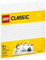 Конструктор LEGO Classic Белая базовая пластина (11010)