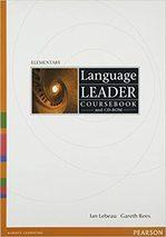 Language Leader. Elementary. Coursebook and CD-Rom Pack - купить и читать книгу