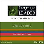 Language Leader. Pre-Intermediate. Class CDs - купить и читать книгу