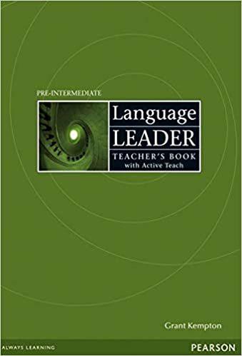 Language Leader. Pre-Intermediate. Teacher's Book and Active Teach Pack - купить и читать книгу