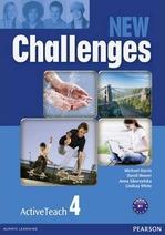 New Challenges 4 Active Teach - купить и читать книгу