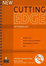 New Cutting Edge. Intermediate. Teachers Book and Test Master. CD-Rom Pack - купить и читать книгу