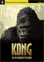 Kong the Eighth Wonder of the World Book & CD Pack
