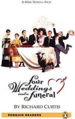 Four Weddings and a Funeral Book and MP3 Pack