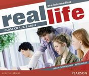 Real Life. Global Pre-Intermediate. Class CD 1-4 - купить и читать книгу