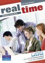 Real Time. Global Pre-Intermediate. DVD - купити і читати книгу