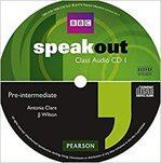 Speakout. Pre-Intermediate. Class CD - купити і читати книгу