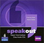 Speakout. Upper Intermediate. Class CD - купити і читати книгу