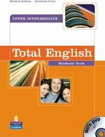 Total English. Upper Intermediate. Students' Book and DVD Pack - купить и читать книгу