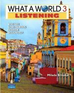 What a World! 2nd Edition Listening 3 SB + CD - купить и читать книгу