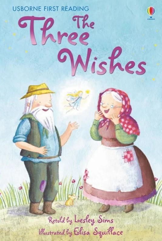 The Three Wishes - купить и читать книгу