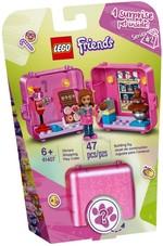 Конструктор LEGO Friends Игровой куб «Оливия на шопинге» (41407)