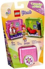 Конструктор LEGO Friends Игровой куб «Мия на шопинге» (41408)