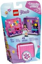 Конструктор LEGO Friends Игровой куб «Эмма на шопинге» (41409)