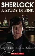Sherlock: A Study in Pink with Audio CD - купить и читать книгу