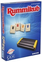 Настільна гра Feelindigo Rummikub NGT Travel (FI9680) - купити онлайн