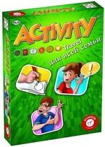Настольная игра Piatnik Activity. Travel для всей семьи (793295)