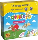 Настільна гра The Brainy Band Фрукто 10 (УКР002) - купити онлайн