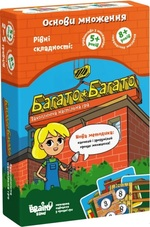 Настільна гра The Brainy Band Багато-Багато (УКР006) - купити онлайн