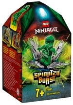 Конструктор LEGO Шквал Кружитцу. Ллойд (70687)