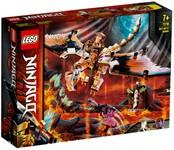 Конструктор LEGO Боевой дракон Мастера Ву (71718)